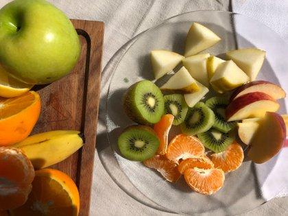 La buena alimentación baja los niveles de estrés en las personas