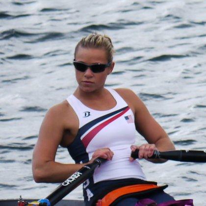 Oksana Masters ganó la medalla paralímpica de bronce en Londres 2012 (Facebook: Oksana Masters USA)