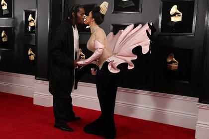 """Cardi B describió su matrimonio como algo """"irremediablemente roto"""" (Foto: REUTERS/Lucy Nicholson)"""
