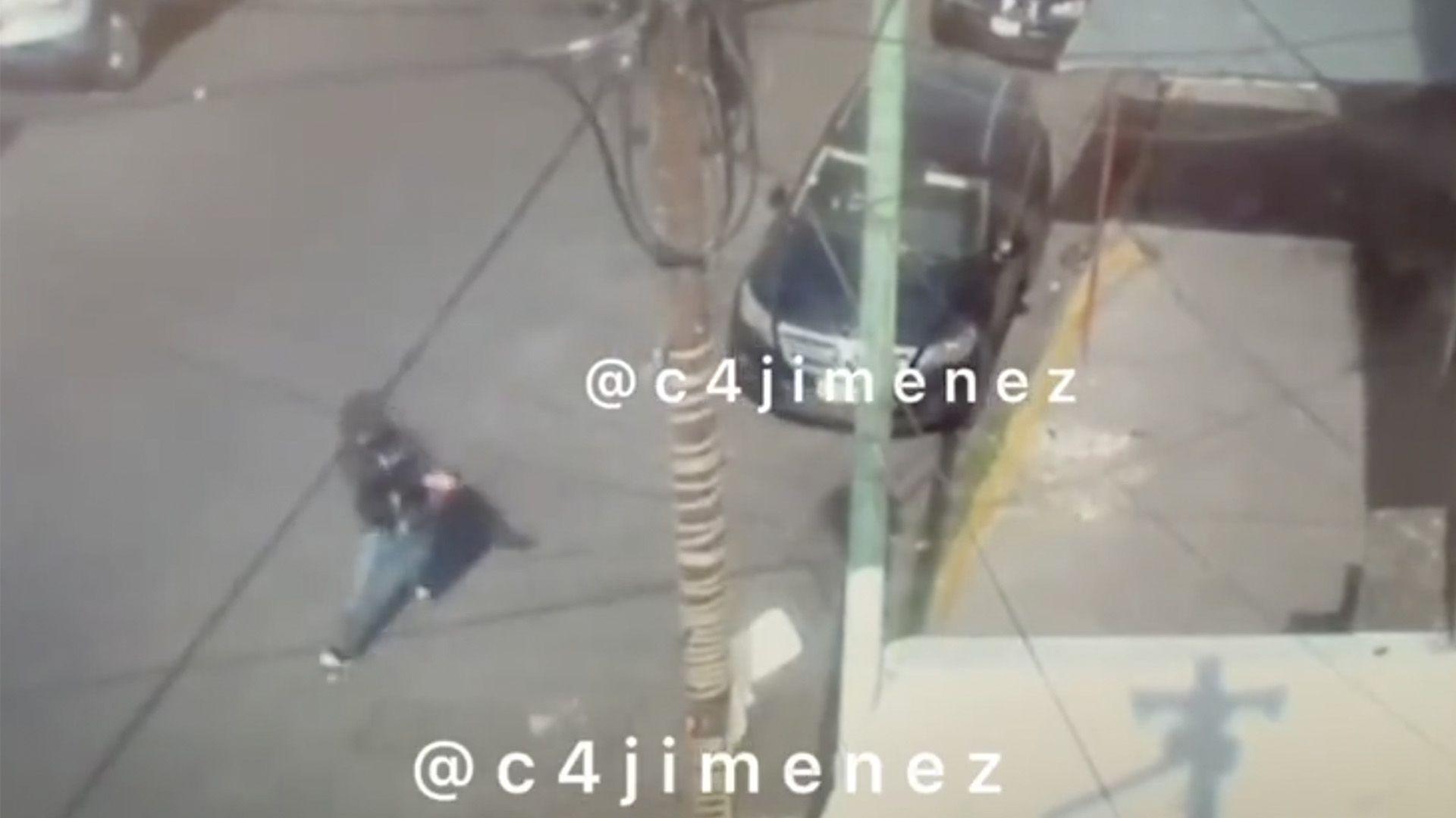 Asesinato en tepito (Foto: Captura de pantalla)