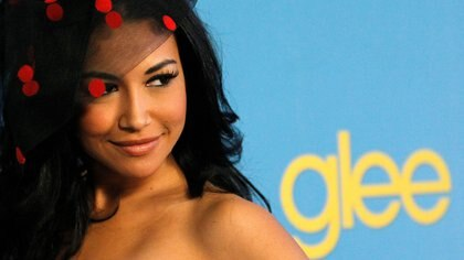 "FILE PHOTO: Cast member Naya Rivera poses at a party to celebrate the premiere of the second season of the television series ""Glee"" in Los Angeles April 12, 2010.   REUTERS/Mario Anzuoni /File Photo"