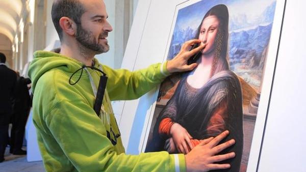 Este proyecto va recurriendo varias sedes de los museos de Bellas Artes de España para que todos puedan tener acceso a estas ingeniosas réplicas (Museo del Prado)