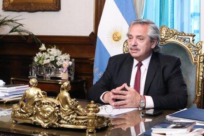 16/11/2020 El presidente de Argentina, Alberto Fernández ECONOMIA SUDAMÉRICA ARGENTINA PRESIDENCIA DE ARGENTINA