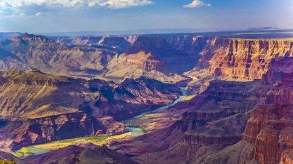 Imagem do Grand Canyon (Arquivo)