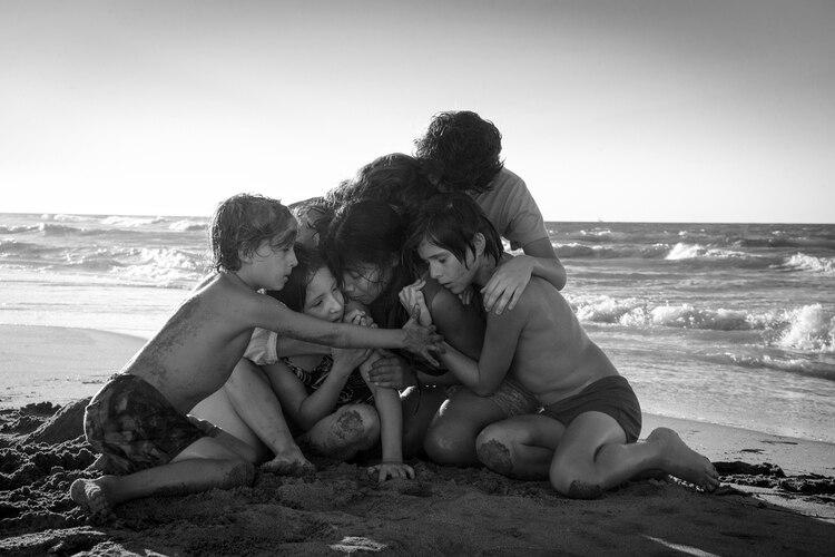 """""""Roma"""" de Alfonso Cuarón compite en 10 categorías en los Oscar 2019"""