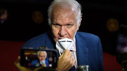 Rafael Simón Jiménez renunció al cargo (AFP)