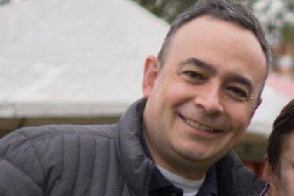 Michel Correa, empresario desaparecido en Bogotá.