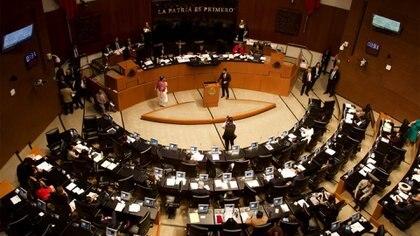 El PAN llegó a 25 senadores en su grupo parlamentario con la llegada de Lilly Téllez (Foto: Cuartoscuro)
