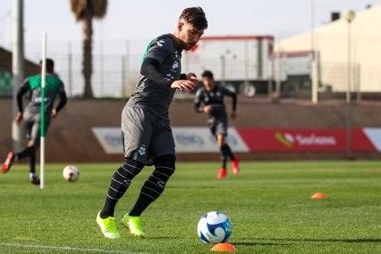 Gorriarán señaló que la confianza por el mal momento de un rival puede cobrar factura en el duelo (Foto: Cortesía/ Club Santos)