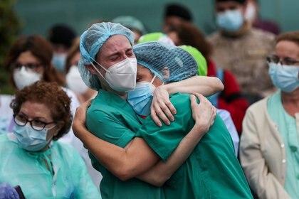 Según los expertos la OMS tardó mucho tiempo en declarar el estado de emergencia. REUTERS/Susana Vera/File Photo/File Photo