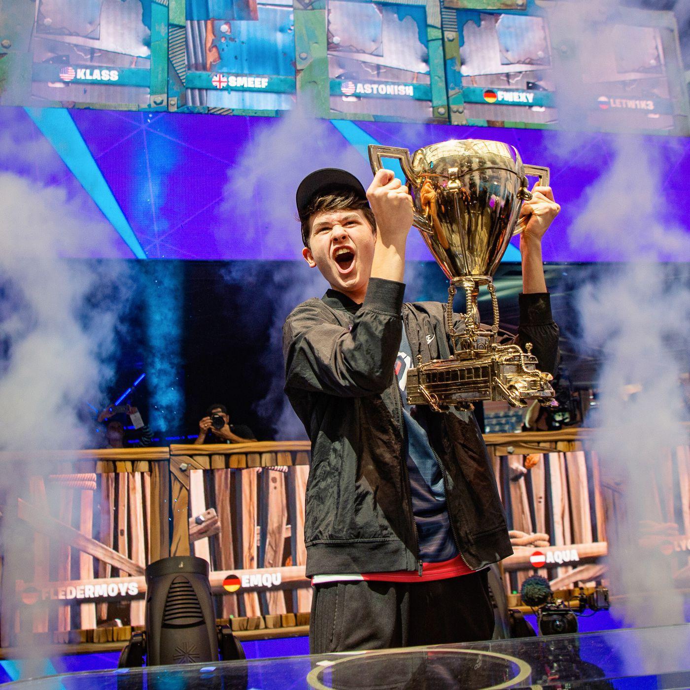 Bugha se consagró campeón del torneo individual en 2019