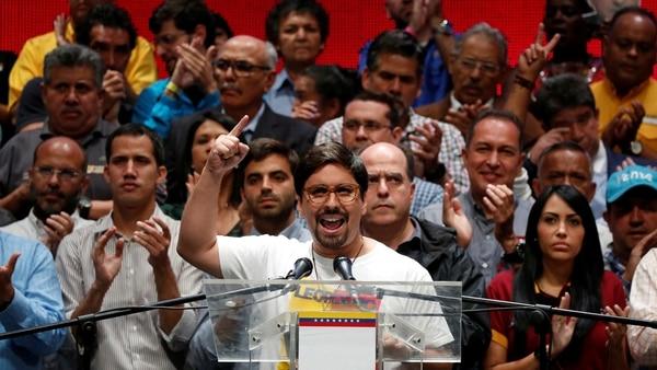 Freddy Guevara (Reuters)