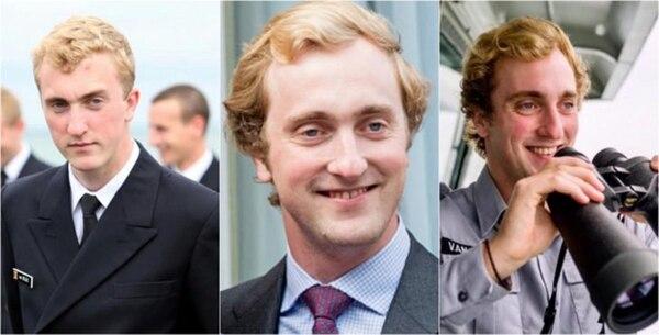 Joachim Holger Waldemar Christian: aunque no tocará el trono real (al igual que Harry), ha tomado su lugar entre el histórico poderío naval de Dinamarca