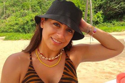 Ana Brenda había preferido mantener su romance en privado (IG: anabreco)