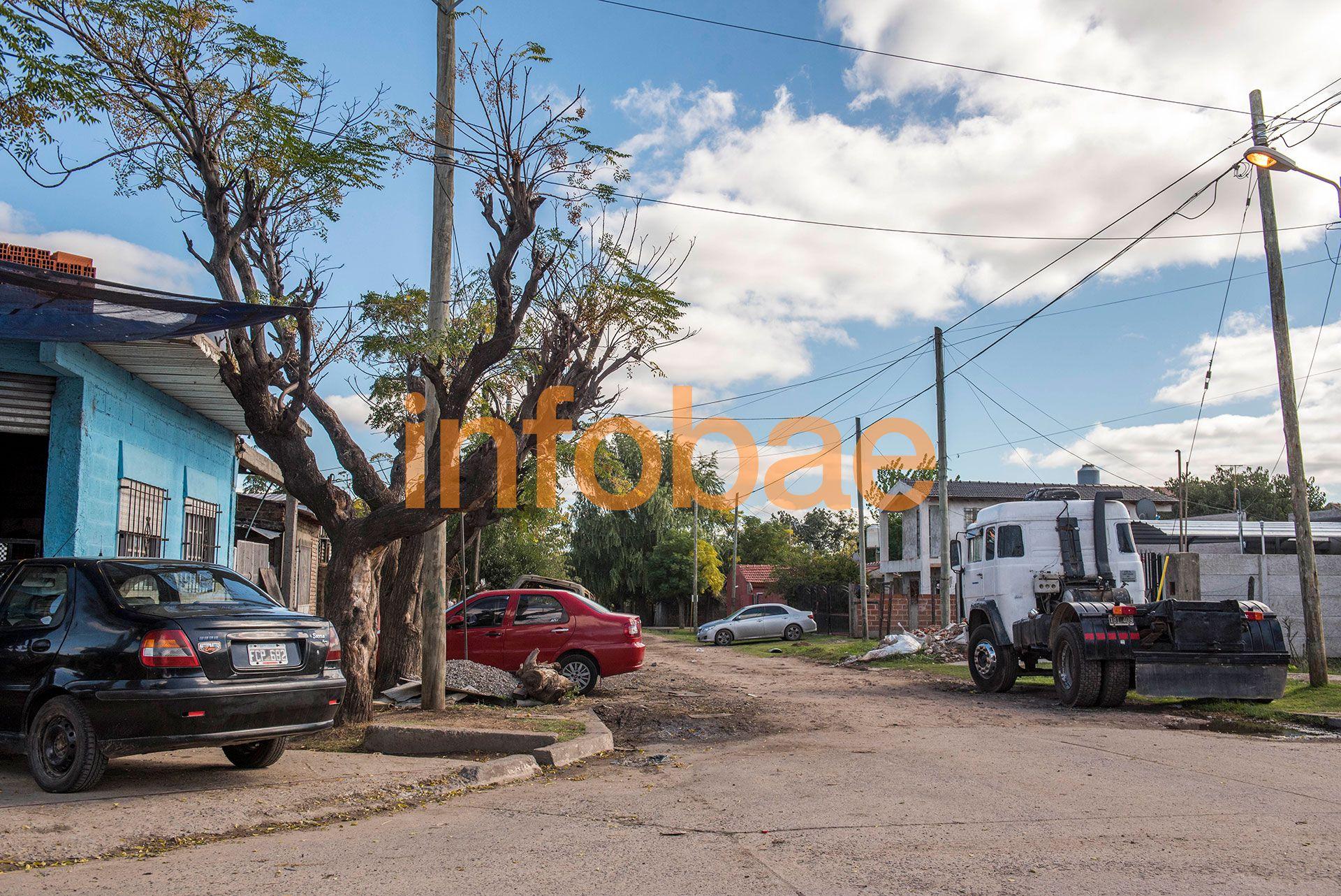 Santa Rosa en Florencio Varela, el barrio de los acusados (Guille Llamos)