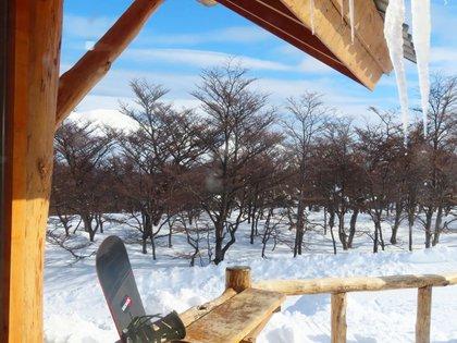 El Cerro Castor, uno de los elegidos por las celebridades y los turistas europeos para ir a esquiar