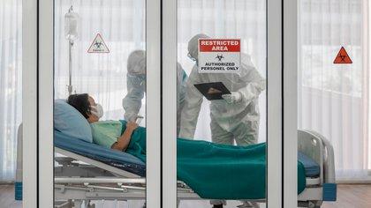 Voors y su equipo midieron las concentraciones de ACE2 en muestras de sangre de más de 3.500 pacientes con insuficiencia cardíaca de 11 países europeos (Shutterstock)
