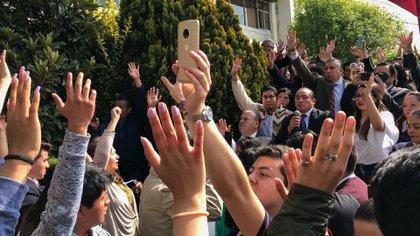 Activistas y la sociedad organizada en general podría darle un impulso, a través de las nuevas tecnologías, a la democracia mexicana (Foto ilustrativa: Crisanta Espionsa Aguilar/ Cuartoscuro)