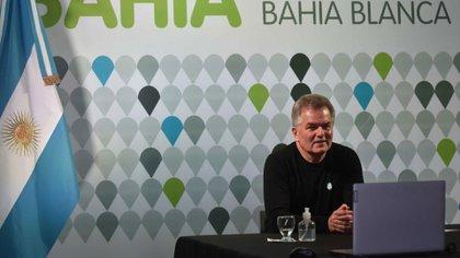 Héctor Gay, intendente de Bahía Blanca (Juntos por el Cambio)
