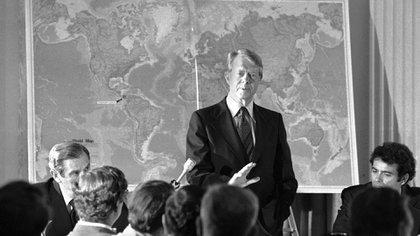 Jimmy Carter (AP)