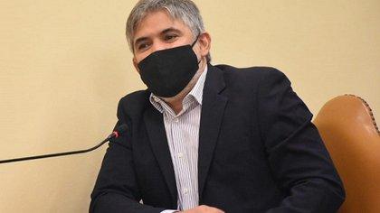 Concejal Miguel Alfredo Montoya