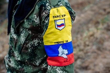 04/09/2020 Imagen de archivo de un guerrillero del Frente 36 de las ya desmovilizadas Fuerzas Armadas Revolucionarias de Colombia (FARC) POLITICA SUDAM�RICA COLOMBIA LATINOAM�RICA INTERNACIONAL LOUIS WITTER / LE PICTORIUM / ZUMA PRESS / CONTACT