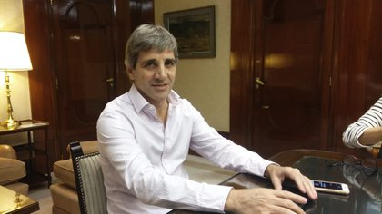 Luis Caputo, ex presidente de BCRA