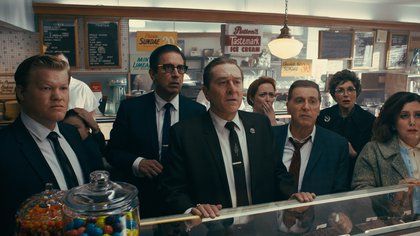 """""""El irlandés"""" de Martin Scorsese tiene cinco nominaciones a los Globos de Oro 2020"""