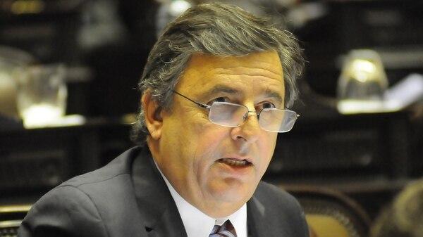 El radical Mario Negri