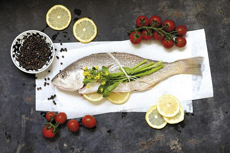El consumo de pescado en Argentina es de 5 kilos por habitante por año, un número bajo comparado con el resto de América Latina y el mundo (Foto: Archivo Atlántida).