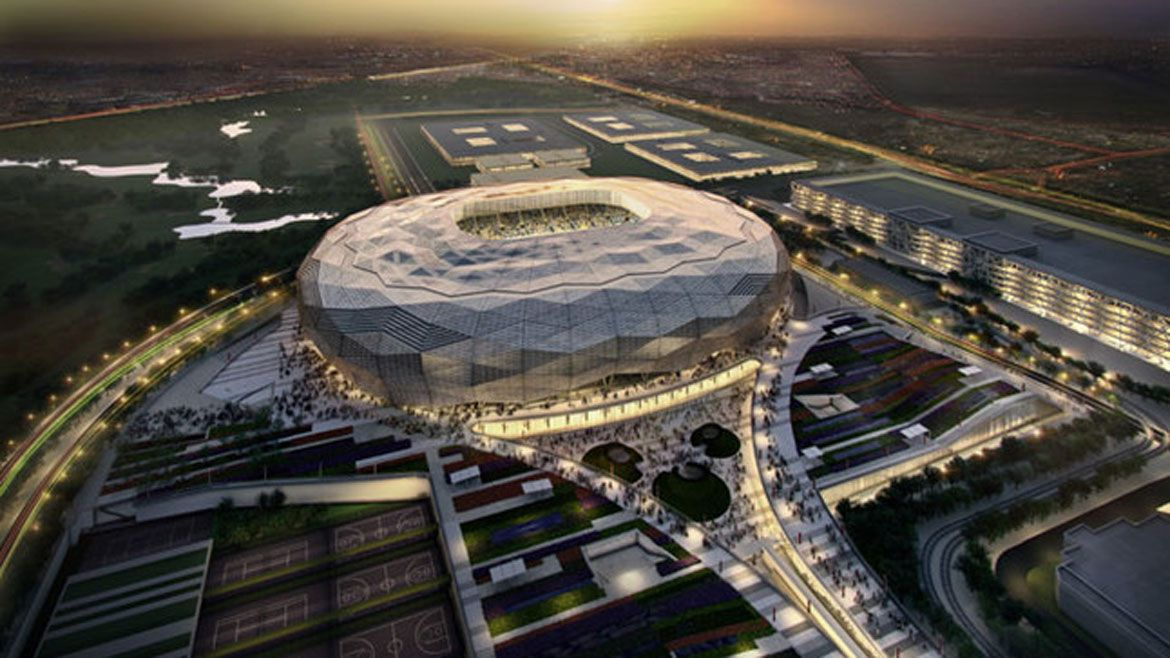 En el Qatar Foundation Stadium se disputará la final del Mundial de Clubes