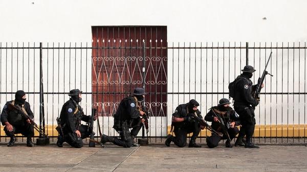 La represión del régimen nicaragüense dejó más de 400 muertos (Reuters)