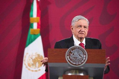 Los hallazgos de la investigación contrastan con las declaraciones del presidente Andrés Manuel López Obrador, quien afirmó por la mañana que se han perdido 500,000 empleos formales en el país (Foto: Cortesía Presidencia)