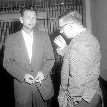 Claude Eatherly, después de pilotear el avión de observación sobre Hiroshima su vida fue un torbellino descendente: delitos, problemas psíquicos, divorcio e intentos de suicidios (Shutterstock)