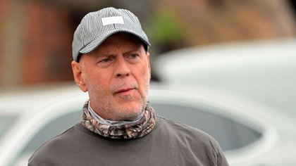 Bruce Willis out and about, Brentwood, Los Angeles, California, USA - 10 Sep 2020 Grosby Group