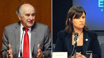 Oscar Parrilli y Katya Daura acumulan dolores de cabeza en la Justicia