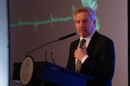 Felipe Sola, canciller argentino. EFE/ Juan Ignacio Roncoroni/Archivo