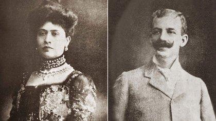 Amada Díaz supo de los rumores que corrían sobre su marido, Ignacio de la Torre.