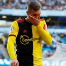 Soccer Football - Premier League - Manchester City v Watford - Etihad Stadium, Manchester, Britain - September 21, 2019 Watford's Gerard Deulofeu looks dejected after the match Action Images via Reuters/Jason Cairnduff EDITORIAL USE ONLY. No use with unauthorized audio, video, data, fixture lists, club/league logos or