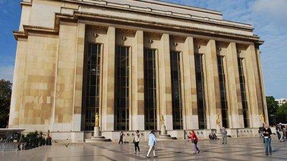 El Museo del Hombre de París, donde los restos estuvieron exhibidos hasta 2009