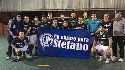 """Fernando """"Cucusa"""" Pereiras también formaba parte de uno de los equipos del club"""