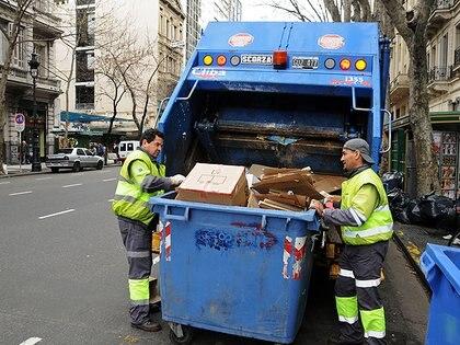 Los recolectores de basura piden mayor seguridad