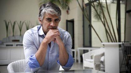 Pablo Echarri (Télam)