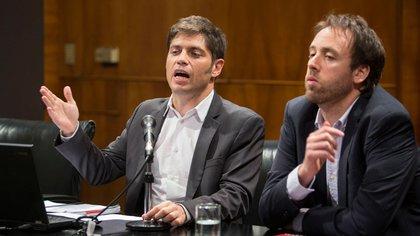 Pablo López, el ministro bonaerense encargado de renegociar la deuda