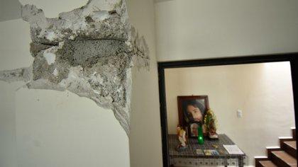 En días pasados un terremoto causó daños en algunas ciudades. (Foto: Cuartoscuro)