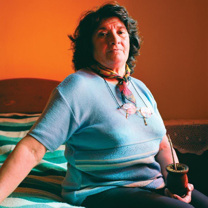 Doña Jose, la dueña de La Casa, el hospedaje en Aicuña (Paola de Grenet/Etiqueta Negra)