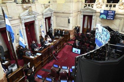 La semana pasada el Senado de la Nación dio media sanción al proyecto de ley de reforma judicial