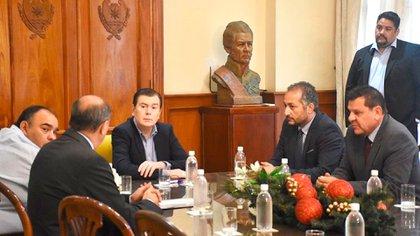 Ibrahim Khalifa comandaba inversiones en Santiago del Estero, San Juan y Mendoza (@GZamoraSDE)