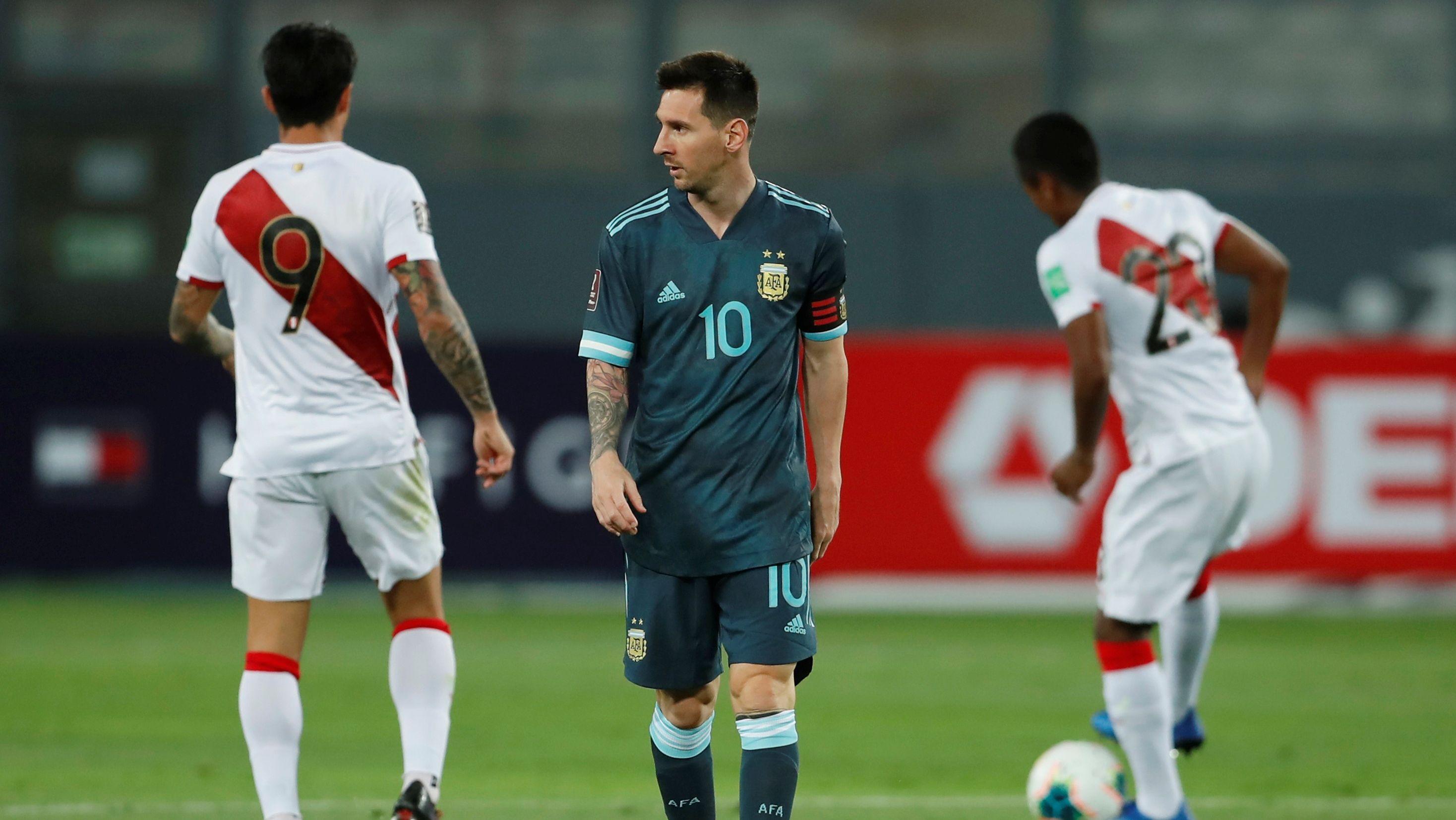 Lionel Messi, el hombre récord que nunca se detiene (Daniel Apuy/REUTERS)