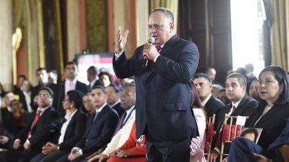 La Constituyente chavista les quitó la inmunidad parlamentaria a diez diputados opositores (AFP)